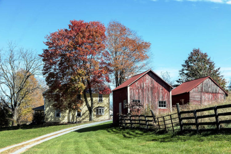Et si votre ESTA vous emmenait dans la Petite Maison dans la Prairie?